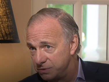 Ray Dalio Sees 40% Odds Of Recession Before 2020 Election