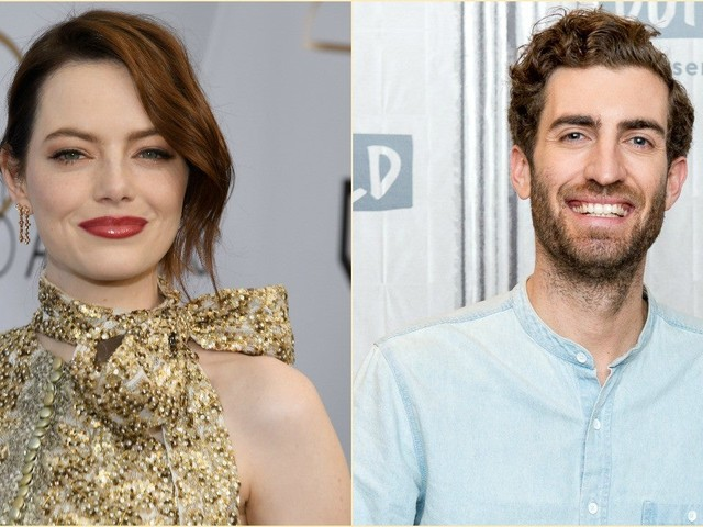 Emma Stone and Fiance Dave McCary Hang Out With Amy Schumer in NYC Following Engagement News