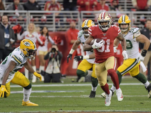 NFL conference championship winners and losers: Raheem Mostert goes from undrafted to 49ers hero