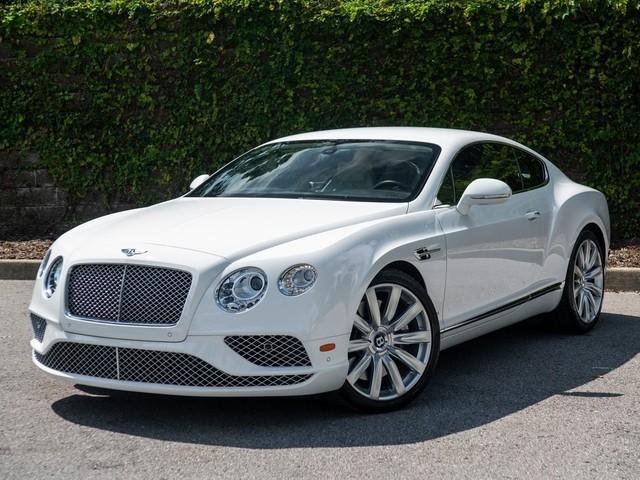 2017 Bentley Continental--GT W12