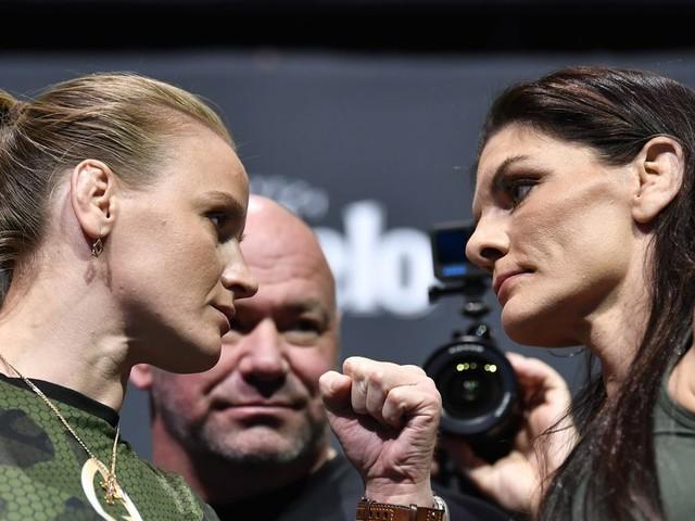 UFC 266: Head-to-head look at Shevchenko vs. Murphy