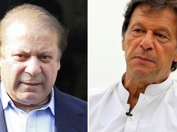 Pakistan PM Khan raises doubts over Sharif's health