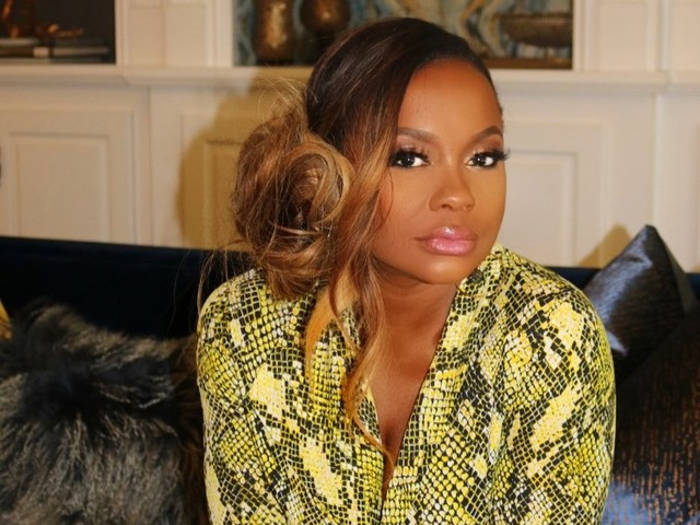 Into the Dating Pool: 5 Men Phaedra Parks Has Been Linked to Since Divorcing Apollo Nida