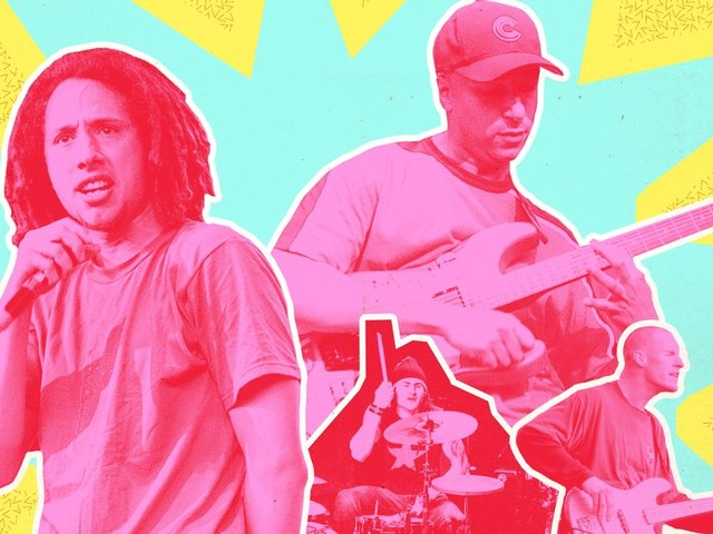 Rage Against the Machine's 'The Battle of Los Angeles' Is 20, and It Hasn't Aged a Day