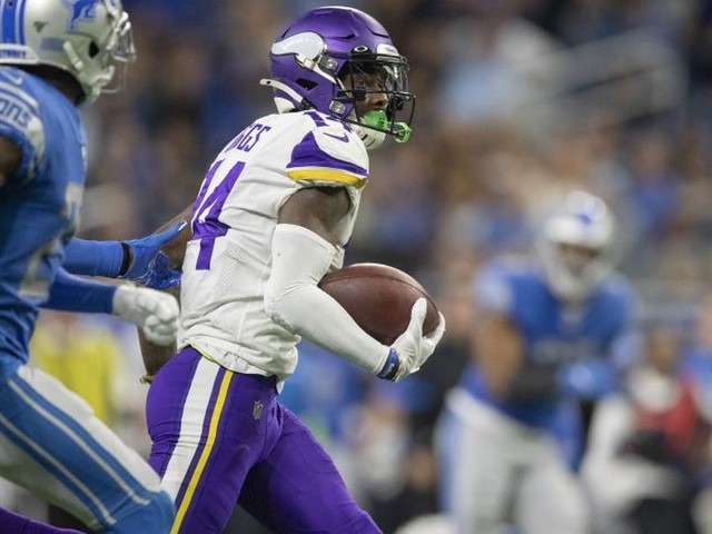 All of a sudden, the Vikings have one of the NFL's best deep passing games
