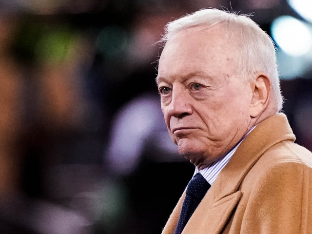 With outsized egos, Jerry Jones and Urban Meyer deserve each other with the Dallas Cowboys
