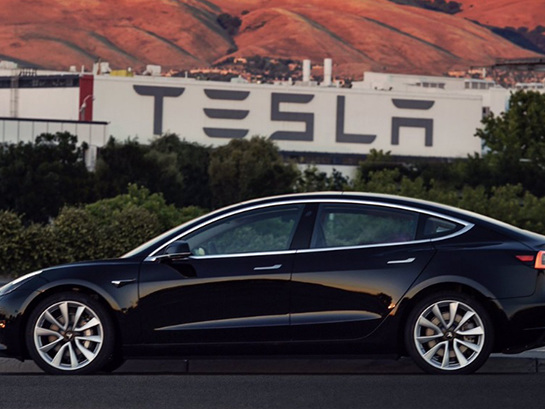 Tesla Model 3 Dual Motor Variant Now Costs $1,000 More