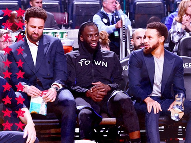 How Warriors-Rockets became the nap game of Christmas day