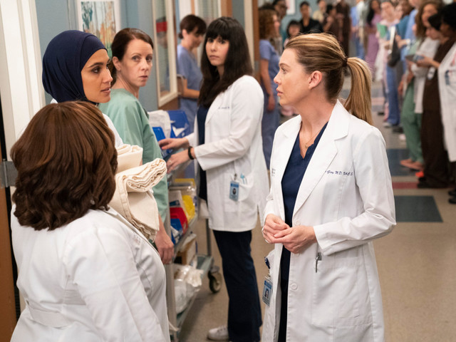'Grey's Anatomy', 'Criminal Minds' Lead Library Revival Atop Nielsen U.S. Streaming Chart; 'Yes Day' Stays Upbeat