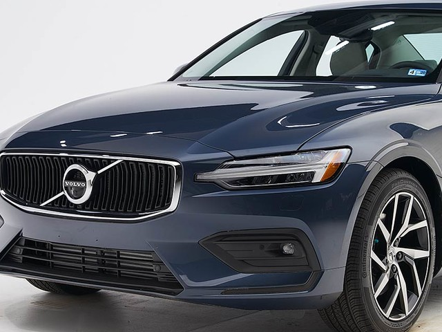 2020 Volvo S60 earns highest safety award