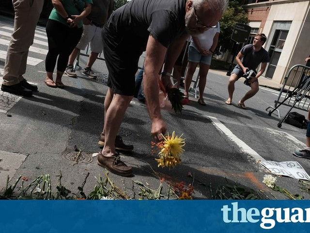 Civil rights inquiry opened in connection with civil right activist's death at Charlottesville rally