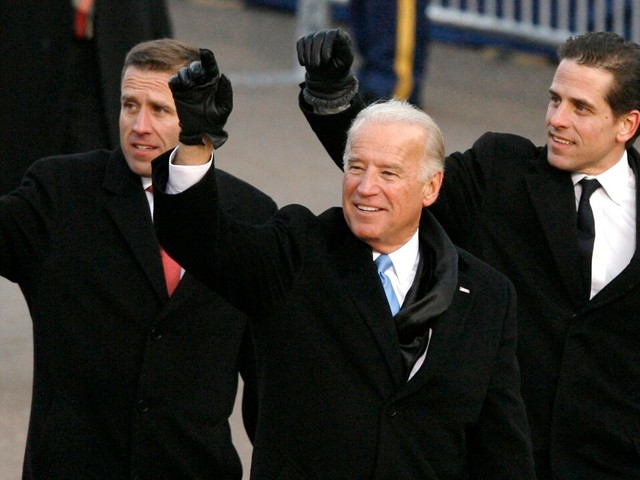 Joe Biden can't remember what son's job was, thinks he was U.S. Attorney General