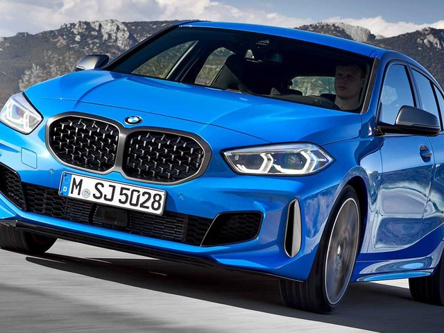 New BMW 1-Series Is FWD And Looks Just Like The X2