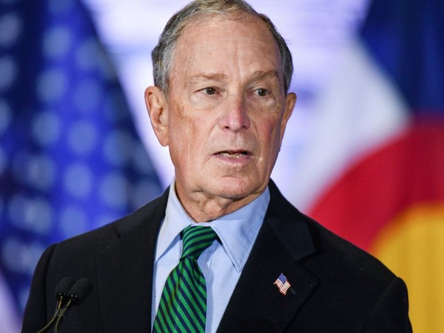 Michael Bloomberg Insists No One Asked Him About Stop-and-Frisk Until He Decided to Run for President...Which, of Course, Is a Damn Lie