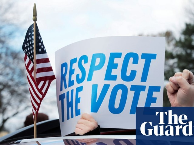 Michigan certifies Biden's victory despite Trump's efforts to undermine it