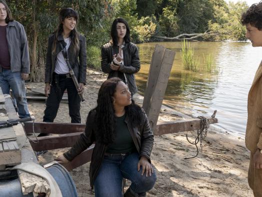 TV News Roundup: AMC Announces 'The Walking Dead: World Beyond' Premiere Date