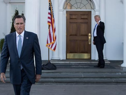Romney Sides With Democrats: 'Very Likely I'll Be In Favor Of Witnesses'
