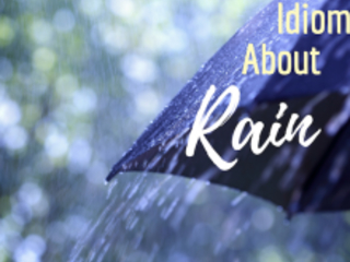 Phrases About Rain