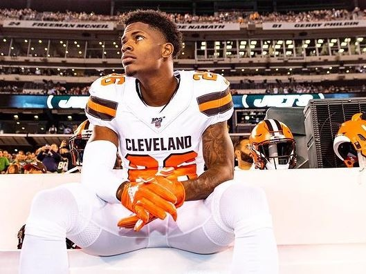 Cleveland Browns Cornerback Greedy Williams Aims to 'Shock' the World in 2021