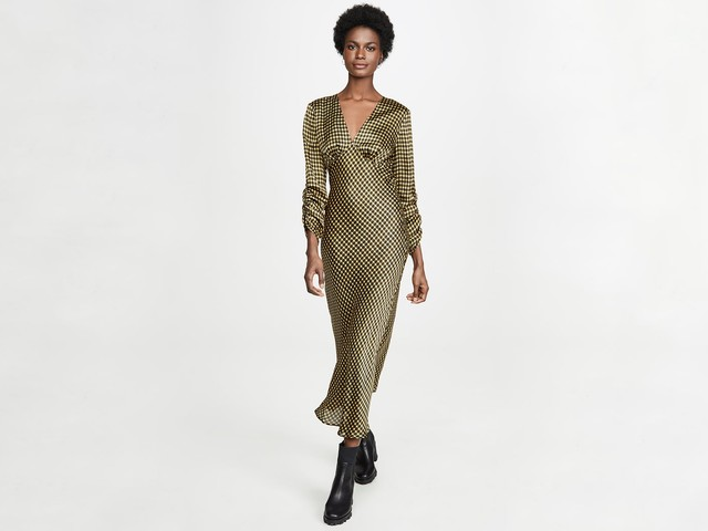 Prep Your Winter Wardrobe For Any Occasion With These Long Sleeve Dresses