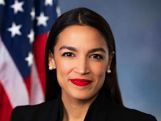 """AOC Mocks God: """"What Good Are Your Prayers When They Don't Keep Pews Safe?"""""""