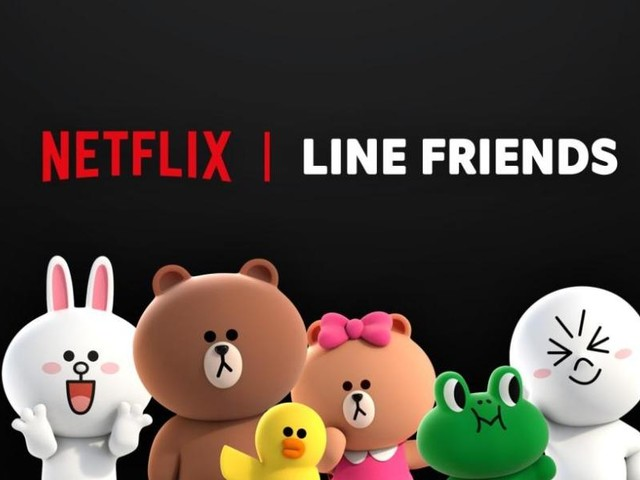 Netflix Orders Animated Series 'Line Friends' Based On Characters From A Japanese Messaging App