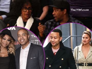John Legend Gets Choked Up Gushing Over Chrissy Teigen + Cynthia Bailey & Mike Hill Talk Marriage? + Denzel & Pauletta, Brian McKnight & Wife Leilani Do Coupledom Tingz