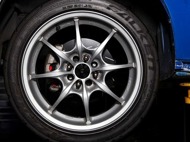 Project K24 Pt. IV - Simple Brake Upgrade