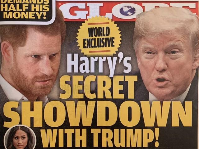 Prince Harry Had 'Showdown' With Donald Trump Over Meghan Markle?