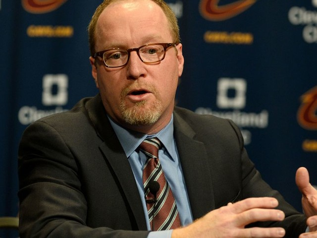New Pelicans' GM David Griffin helped us preview the playoffs in this interview