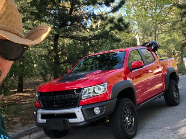 I drove a $50,000 Chevy Colorado ZR2 Bison to see if the ultimate midsize offroading pickup could handle everyday life — here's the verdict (GM)