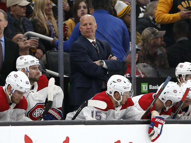 Canadiens fire head coach Claude Julien