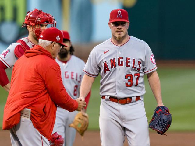 Dylan Bundy's rough start ends Angels' 6-game winning streak