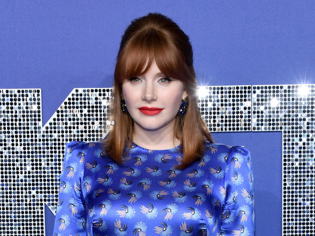 Bryce Dallas Howard says dad Ron Howard was 'shook' after mistaking Jessica Chastain for her (exclusive)