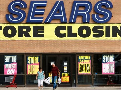 Sears Will Close Another 100 Stores Amid Failed Turnaround