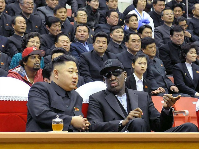 Rodman: Kim Jong-Un Doesn't Want War — 'He's Changed So Much for the People'