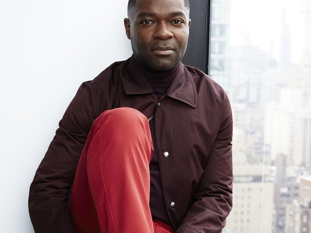 David Oyelowo fulfills new directing passion in 'Water Man'
