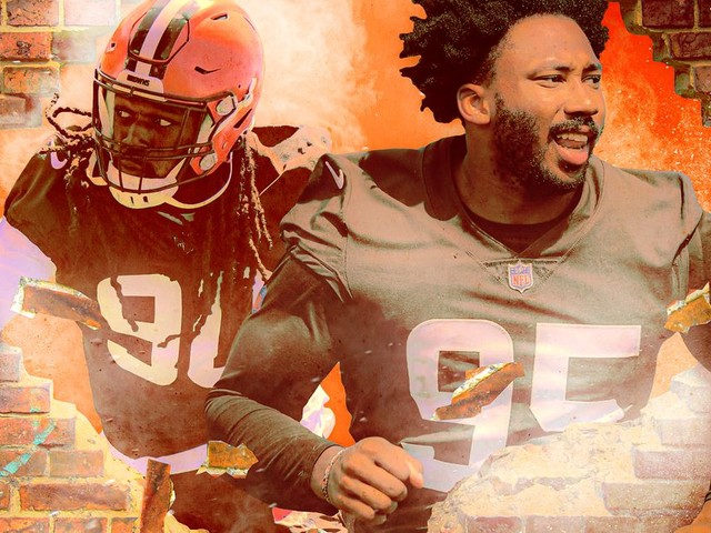 The Browns Place a Low-Risk, High-Reward Bet on Jadeveon Clowney