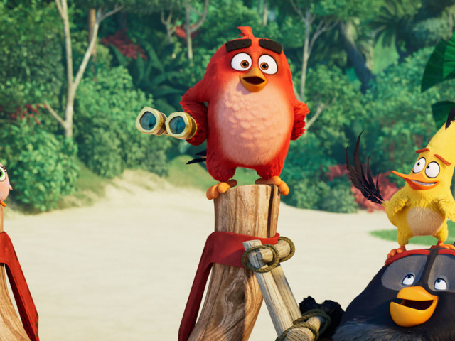 'Angry Birds 2' Is Out on Digital and It's a Perfect Family Flick for the Weekend