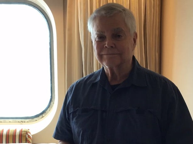 'My big fear is being carried off this ship in a box instead of walking off': An elderly veteran couple trapped aboard coronavirus-stricken cruise says US should help