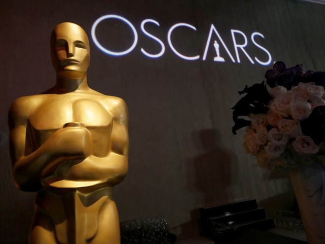 At Oscar nominees luncheon, a pitch for brevity