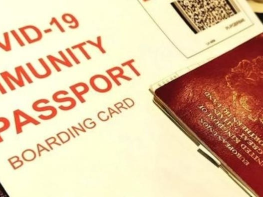 Here Come The Global Vaccine Passports