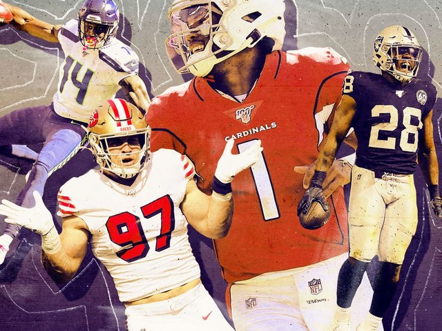 The NFL Offensive and Defensive Rookie of the Year Contenders, Ranked