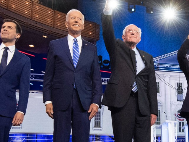 Here's how the top 7 Democratic candidates want to transform the US economy