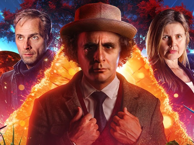 After decades apart Ace and the Doctor clash in Doctor Who: Dark Universe