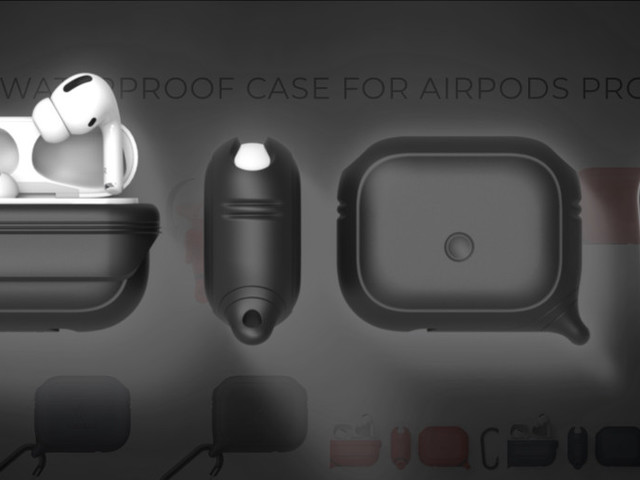 Catalyst launches its waterproof AirPods Pro case with military-grade drop protection