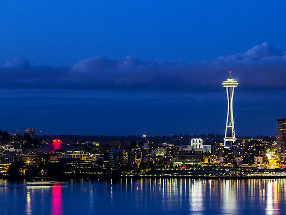 American – $271: Washington D.C. – Seattle (and vice versa). Roundtrip, including all Taxes