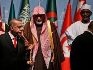 The Latest: Abbas: UN should lead Mideast peace process