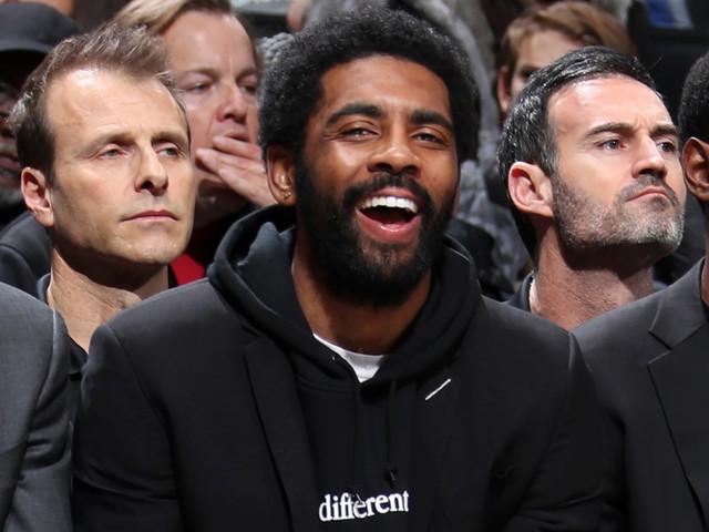 The end to Kyrie Irving's injury nightmare may finally be close