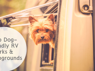 Top Dog-Friendly RV Parks & Campgrounds